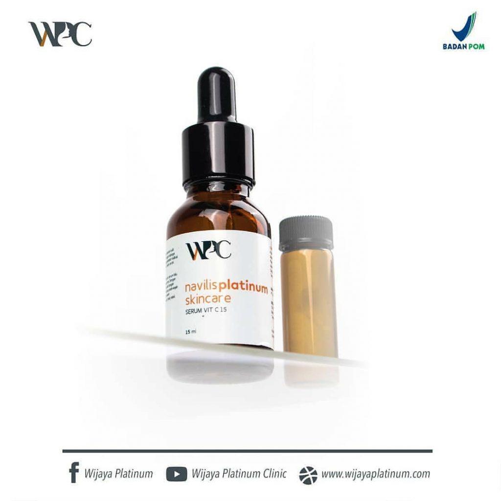 wijaya platinum clinic maskne skincare untuk wajah