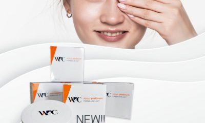wijaya platinum clinic wpc powder acne light