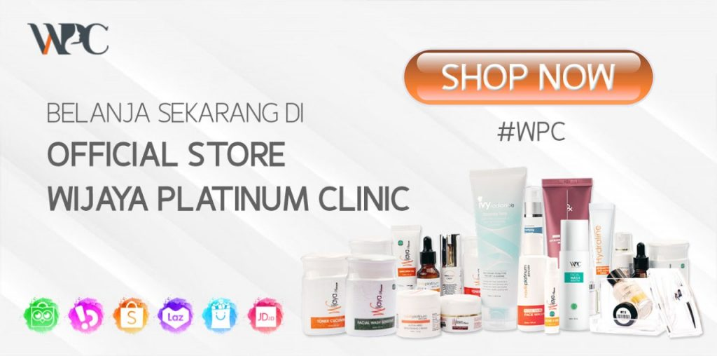 wijaya platinum clinic wpc offcial store