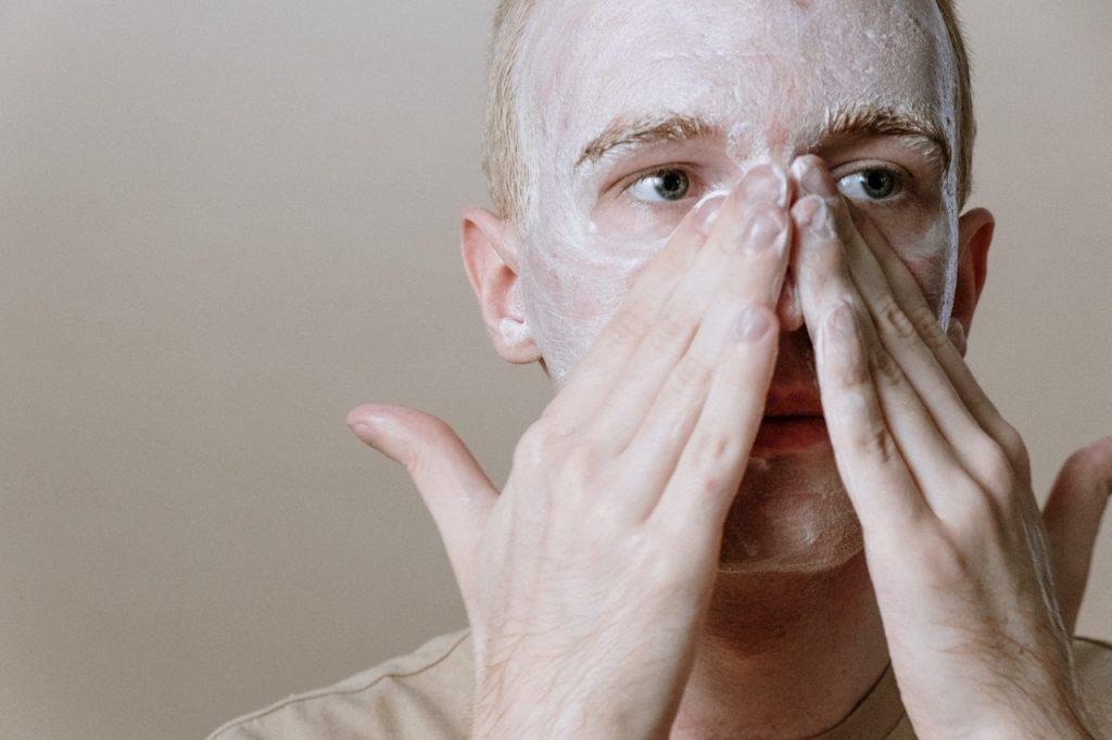 wijaya platinum wpc skincare untuk pria berjerawat