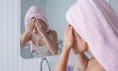 bahaya terlalu sering mencuci muka