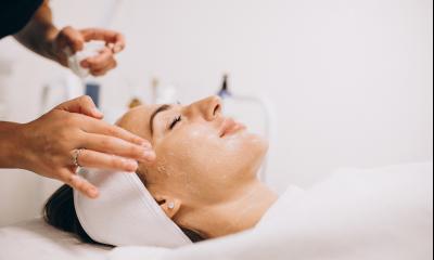Perawatan Facial Wajah